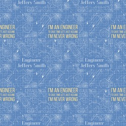 Engineer Quotes Wrapping Paper (Personalized)