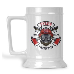 Firefighter Beer Stein (Personalized)