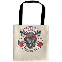 Firefighter Auto Back Seat Organizer Bag (Personalized)