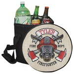 Firefighter Collapsible Cooler & Seat (Personalized)