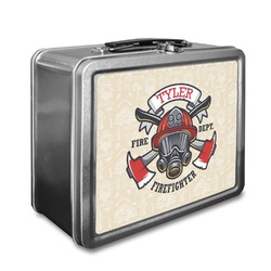 Firefighter Lunch Box (Personalized)
