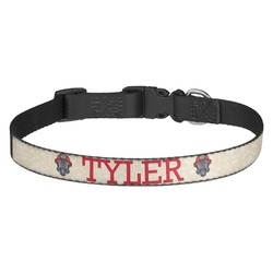 Firefighter Dog Collar (Personalized)