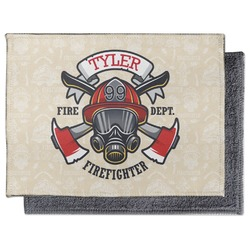 Firefighter Microfiber Screen Cleaner (Personalized)