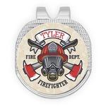 Firefighter Golf Ball Marker - Hat Clip