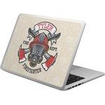 Firefighter Laptop Skin - Custom Sized (Personalized)