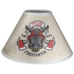 Firefighter Coolie Lamp Shade (Personalized)