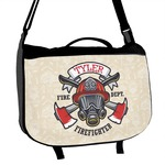 Firefighter Messenger Bag (Personalized)