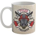 Firefighter Coffee Mug (Personalized)