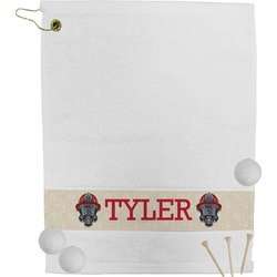 Firefighter Golf Towel (Personalized)