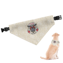 Firefighter Dog Bandana (Personalized)