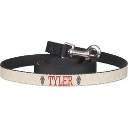 Firefighter Pet / Dog Leash (Personalized)