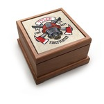 Firefighter Pet Urn (Personalized)