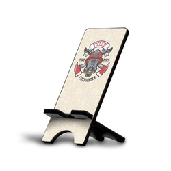Firefighter Cell Phone Stands (Personalized)