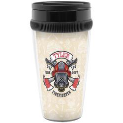 Firefighter Travel Mug (Personalized)