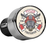 Firefighter USB Car Charger (Personalized)