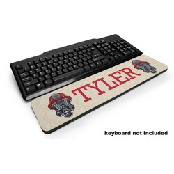 Firefighter Keyboard Wrist Rest (Personalized)