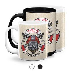 Firefighter Coffee Mugs (Personalized)