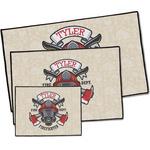 Firefighter Door Mat (Personalized)