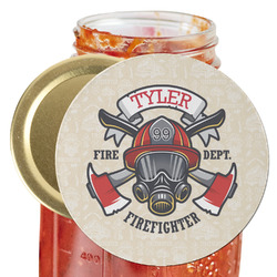 Firefighter Jar Opener (Personalized)