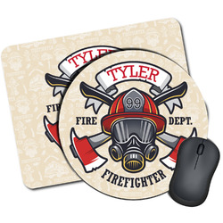 Firefighter Mouse Pads (Personalized)