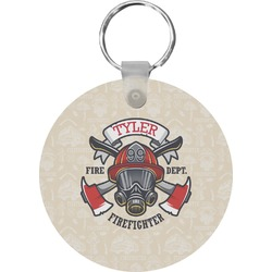 Firefighter Keychains - FRP (Personalized)