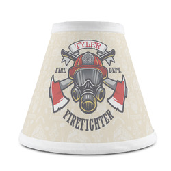 Firefighter Chandelier Lamp Shade (Personalized)