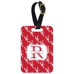 Crawfish Aluminum Luggage Tag (Personalized)