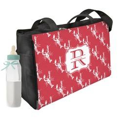 Crawfish Diaper Bag (Personalized)