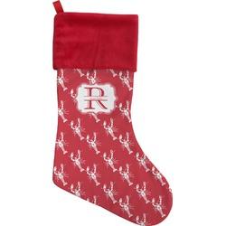 Crawfish Christmas Stocking (Personalized)