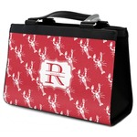 Crawfish Classic Tote Purse w/ Leather Trim (Personalized)