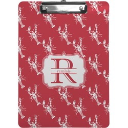 Crawfish Clipboard (Personalized)