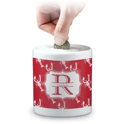Crawfish Coin Bank (Personalized)