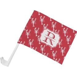 Crawfish Car Flag (Personalized)