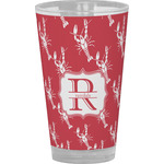 Crawfish Drinking / Pint Glass (Personalized)