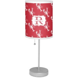 "Crawfish 7"" Drum Lamp with Shade (Personalized)"