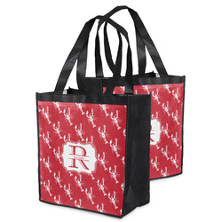 Crawfish Grocery Bag (Personalized)