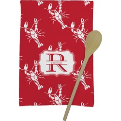 Crawfish Kitchen Towel - Full Print (Personalized)