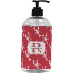 Crawfish Plastic Soap / Lotion Dispenser (Personalized)
