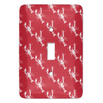 Crawfish Light Switch Covers (Personalized)