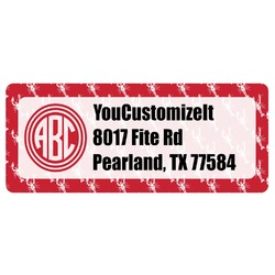Crawfish Return Address Labels (Personalized)