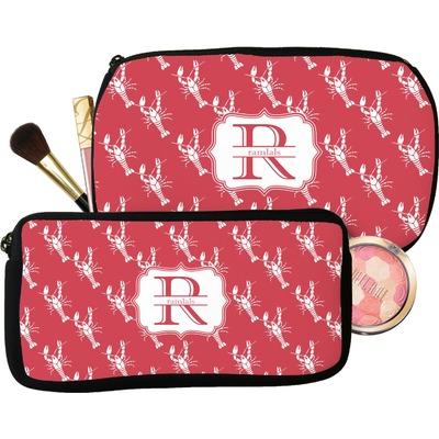 Crawfish Makeup / Cosmetic Bag (Personalized)