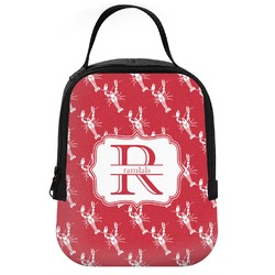 Crawfish Neoprene Lunch Tote (Personalized)
