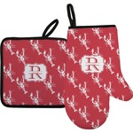 Crawfish Oven Mitt & Pot Holder (Personalized)