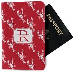 Crawfish Passport Holder - Fabric (Personalized)