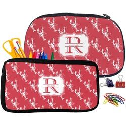 Crawfish Pencil / School Supplies Bag (Personalized)