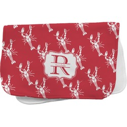 Crawfish Burp Cloth (Personalized)