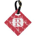 Crawfish Diamond Luggage Tag (Personalized)