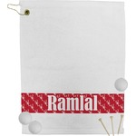 Crawfish Golf Towel (Personalized)