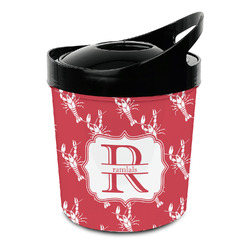 Crawfish Plastic Ice Bucket (Personalized)