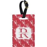 Crawfish Rectangular Luggage Tag (Personalized)